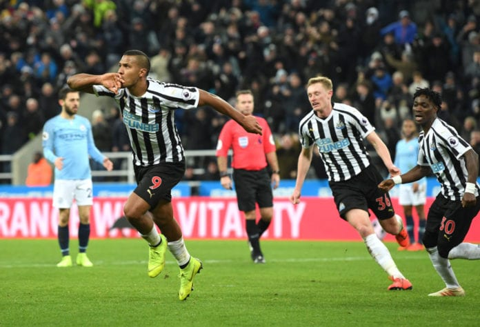 Image result for newcastle united vs manchester city