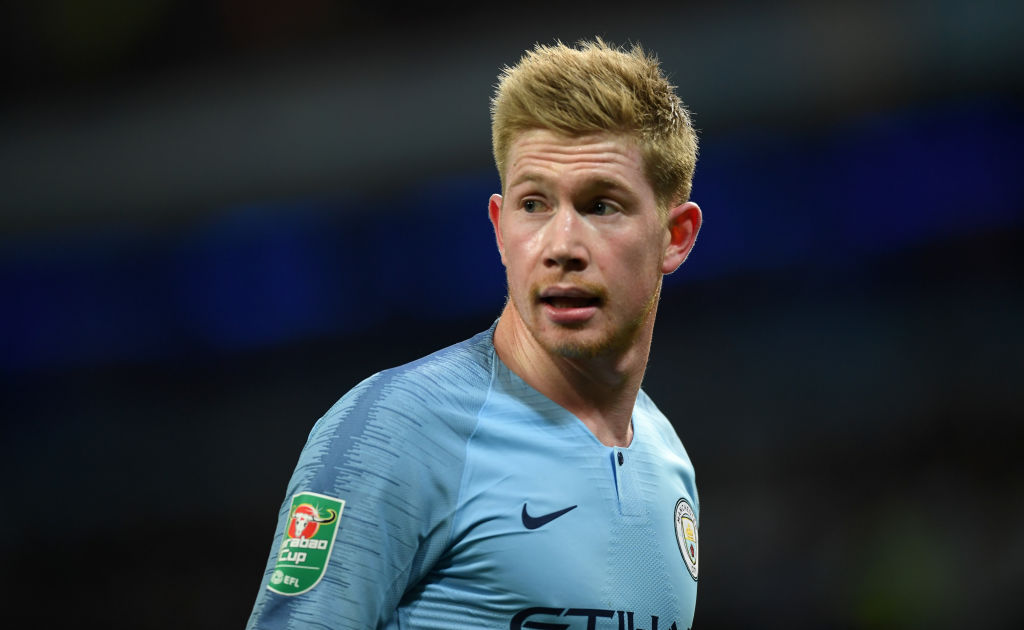 Kevin De Bruyne, Manchester City, Premier League