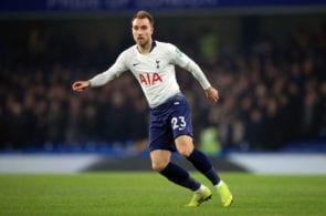 Christian Eriksen, Tottenham, Premier League