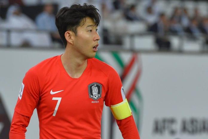 sports shoes a03fa aa080 Son Heung-min speaks after South Korea's fall - Ronaldo.com