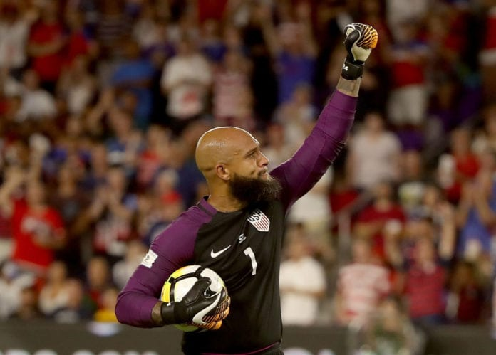 eb1faf6b7 American goalkeeper Tim Howard has announced on social media that the  upcoming 2019 Major League Soccer (MLS) campaign will be his final one