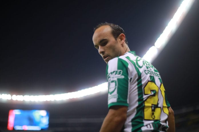 sale retailer c430b 4a317 Landon Donovan will play professional indoor football ...