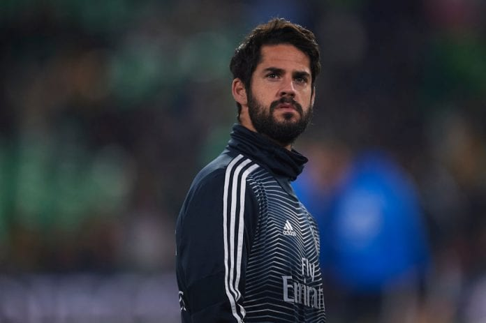 Van der Vaart demands Isco to start for Real Madrid - Ronaldo.com 572e6c3f21e5a