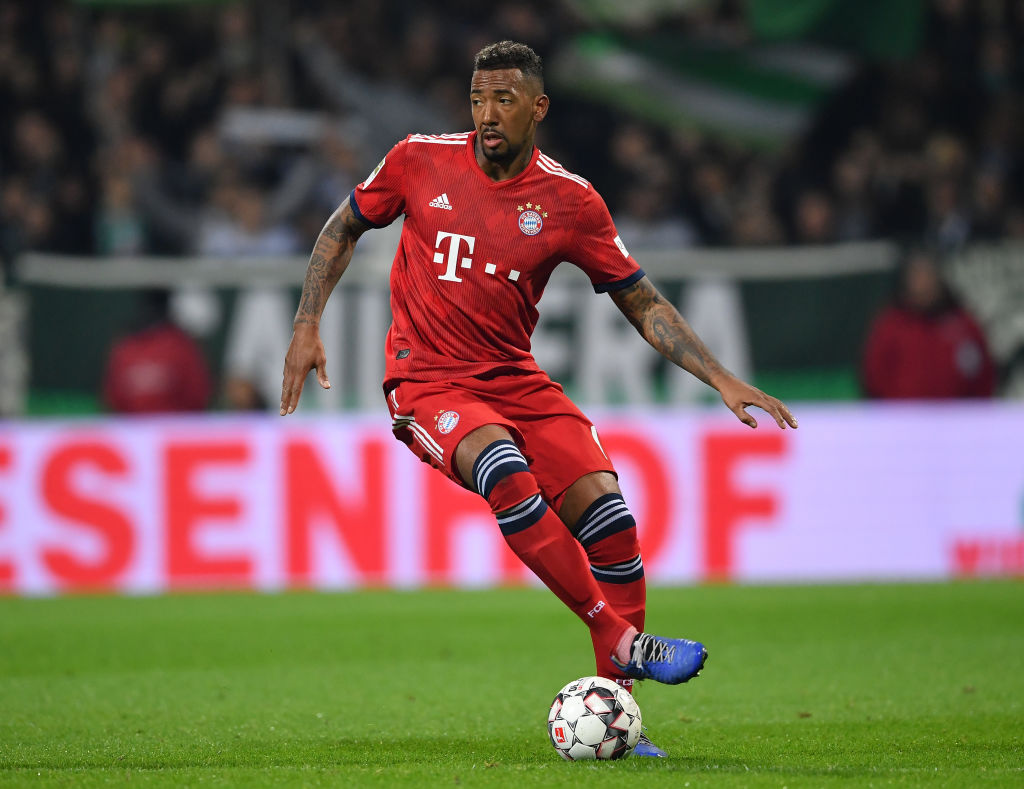 Jerome Boateng, Bayern Munich