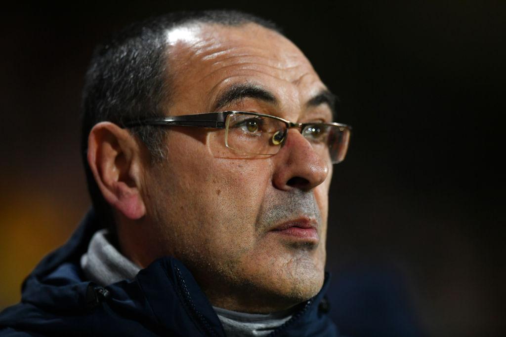 AFC Bournemouth v Chelsea FC - Premier League Maurizio Sarri