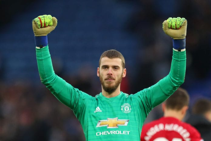5cb704e69 ... United host their biggest rivals – Liverpool on Sunday and it is the  time to talk about the goalkeepers of both clubs