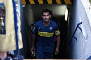 Carlos Tevez, Boca Juniors