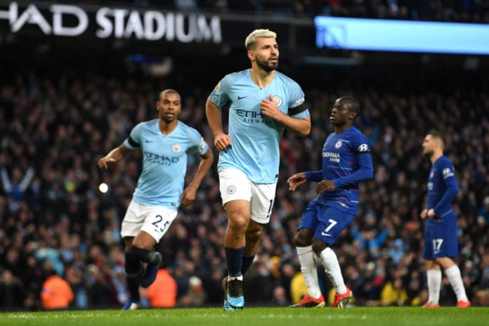 Manchester City v Chelsea FC - Premier League