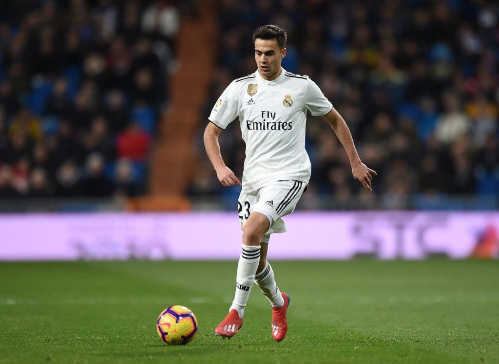 Real Madrid CF v Deportivo Alaves - La Liga