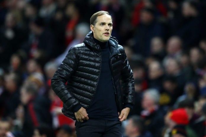Manchester United v Paris Saint-Germain - UEFA Champions League Round of 16: First Leg