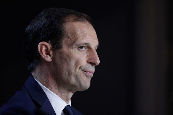 Juventus Press Conference Allegri