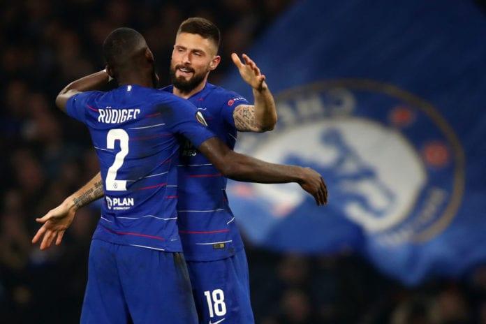 Chelsea v Malmo FF - UEFA Europa League Round of 32: Second Leg