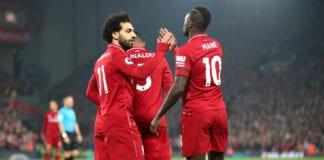 Liverpool FC v Watford FC - Premier League Sadio Mane