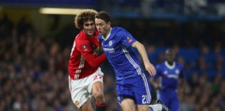 Chelsea v Manchester United - The Emirates FA Cup Quarter-Final