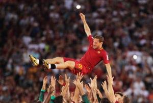 AS Roma v Genoa CFC - Serie A