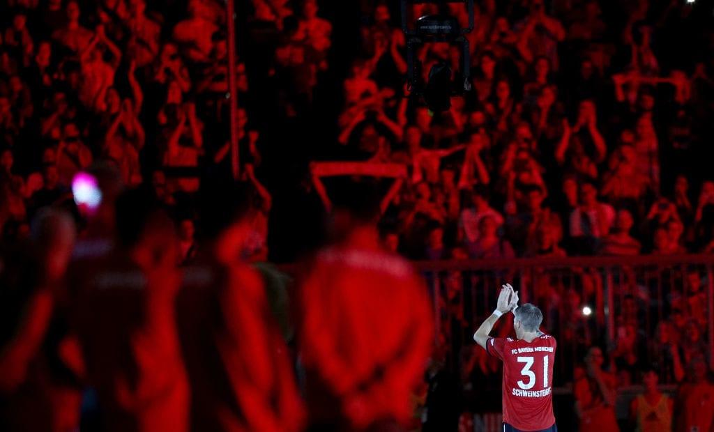 Bayern Munich CEO wants Bastian Schweinsteiger back
