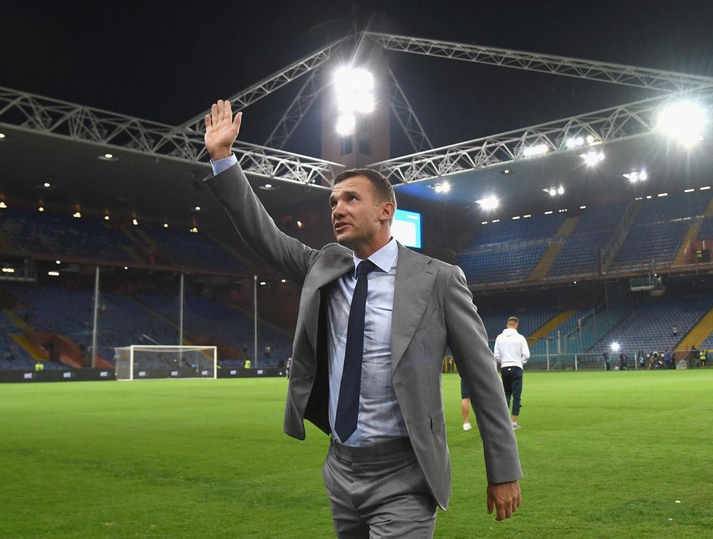 Andriy Shevchenko Reveals Plans To Coach Ac Milan Ronaldo Com