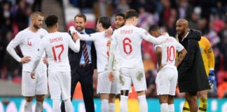 England v Croatia - UEFA Nations League A