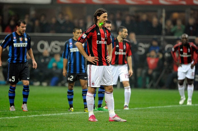 wholesale dealer 4fb4b 9a043 Top 5 players who have played for both AC Milan and Inter ...