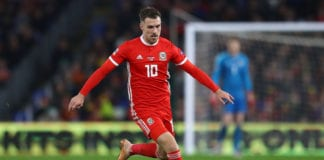 Wales v Denmark - UEFA Nations League B