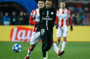 Red Star Belgrade v Paris Saint-Germain - UEFA Champions League Group C
