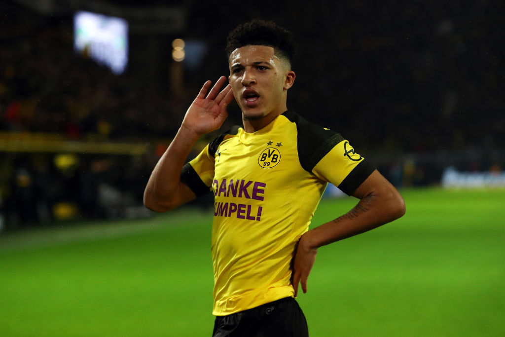 Will Sancho be moving for a big fee in the transfer window?