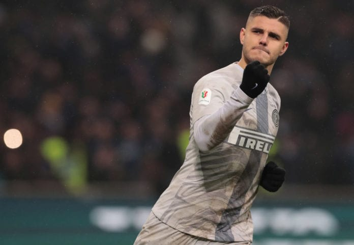 2f13850c8 Javier Zanetti calls for Mauro Icardi talk to end - Ronaldo.com