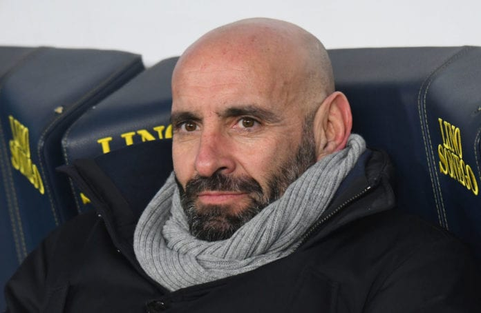 Chievo Verona v AS Roma - Serie A Monchi
