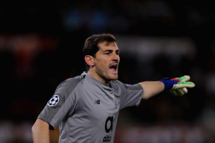 5aa937ad799 Iker Casillas plans to end his career at Porto - Ronaldo.com