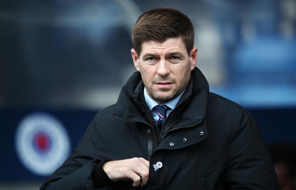 Rangers v St Johnstone - Ladbrookes Scottish Premiership