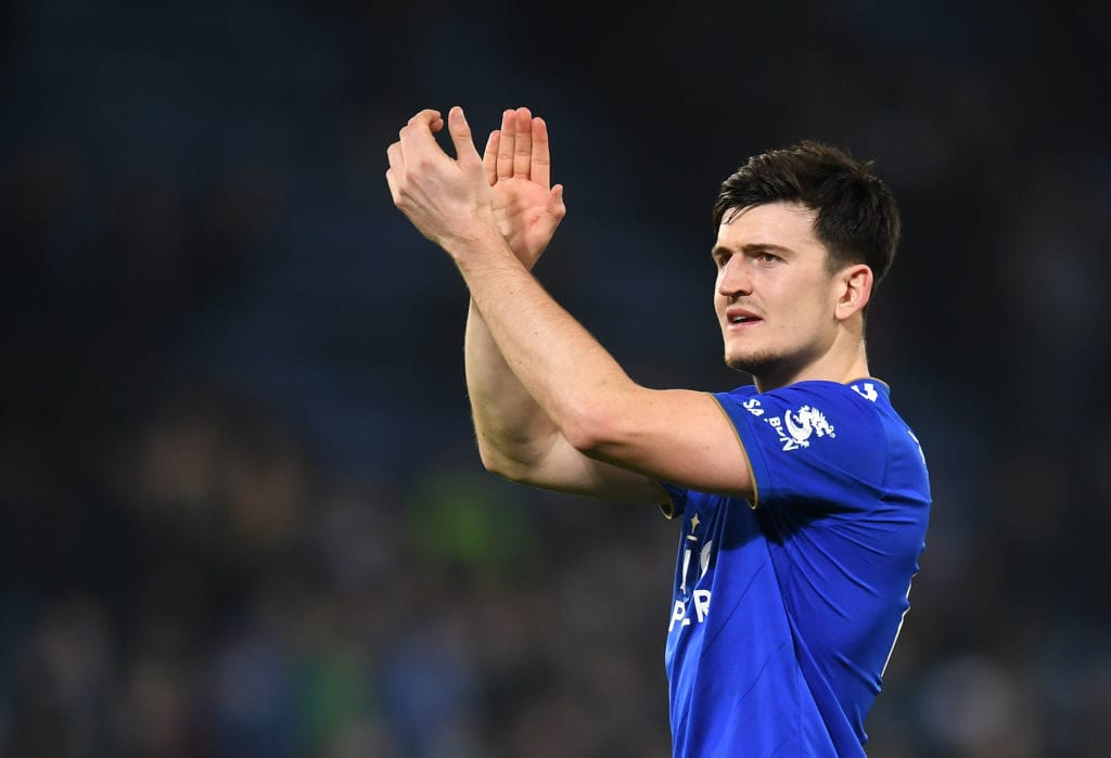 Is Maguire the answer for Manchester United??