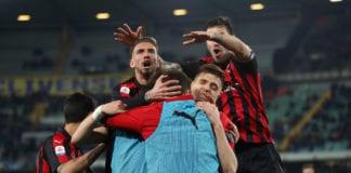 Chievo Verona v AC Milan - Serie A