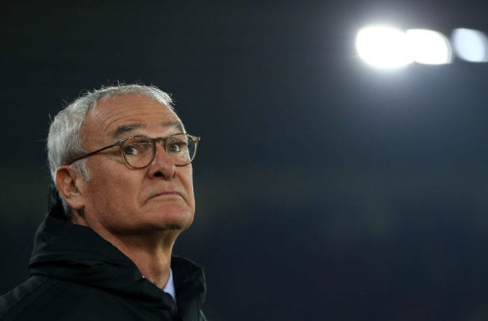 SOUTHAMPTON, ENGLAND - FEBRUARY 27: Claudio Ranieri, Manager of Fulham during the Premier League match between Southampton FC and Fulham FC at St Mary's Stadium on February 27, 2019 in Southampton, United Kingdom. (Photo by Steve Bardens/Getty Images)