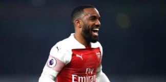 Arsenal FC v AFC Bournemouth - Premier League Lacazette