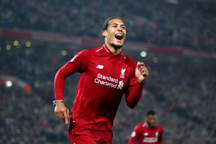 893fa5862 Opinion  Virgil van Dijk deserves the PFA Award - Ronaldo.com