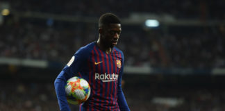 Ousmane Dembele remains an expensive youth signing