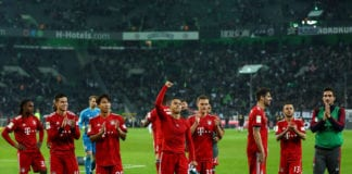 Borussia Moenchengladbach v FC Bayern Muenchen - Bundesliga