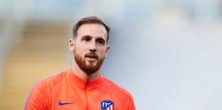 SAN SEBASTIAN, SPAIN - MARCH 03: Jan Oblak of Atletico Madrid looks on prior to the start the La Liga match between Real Sociedad and Club Atletico de Madrid at Estadio Anoeta on March 03, 2019 in San Sebastian, Spain. (Photo by Juan Manuel Serrano Arce/Getty Images)
