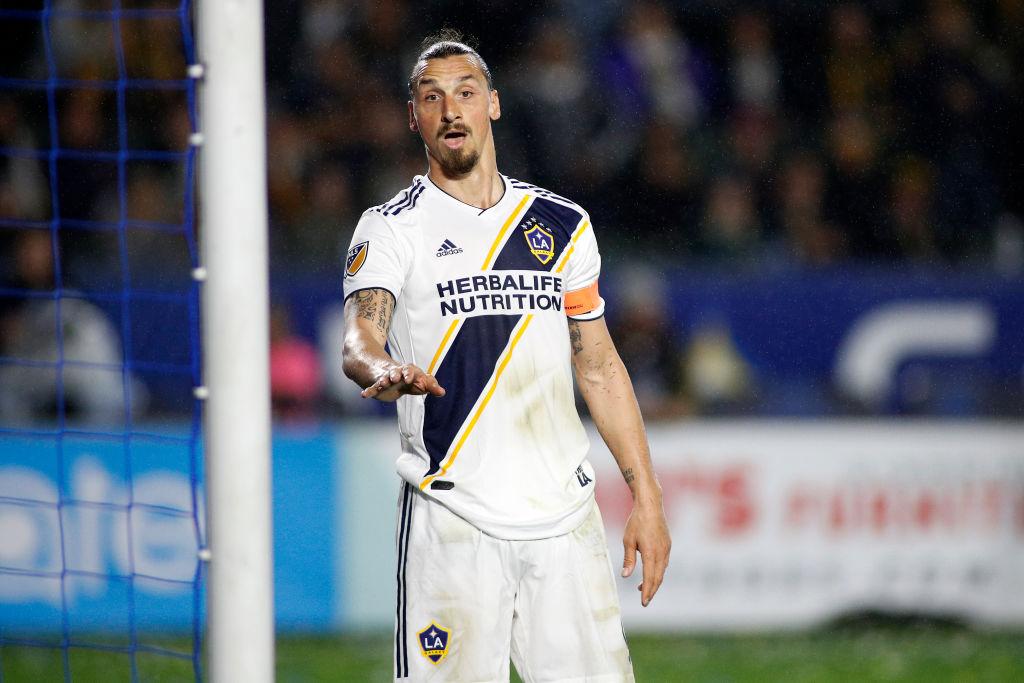 Zlatan Ibrahimovic, LA Galaxy, Boca Juniors
