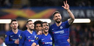 Chelsea v Dynamo Kyiv - UEFA Europa League Round of 16: First Leg