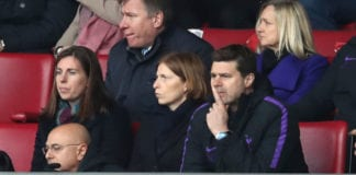 SOUTHAMPTON, ENGLAND - MARCH 09: Mauricio Pochettino, Manager of Tottenham Hotspur looks dejected during the Premier League match between Southampton FC and Tottenham Hotspur at St Mary's Stadium on March 09, 2019 in Southampton, United Kingdom. (Photo by Christopher Lee/Getty Images)