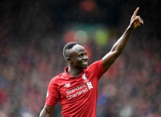 Sadio Mane, Lionel Messi, FIFA The Best, Liverpool