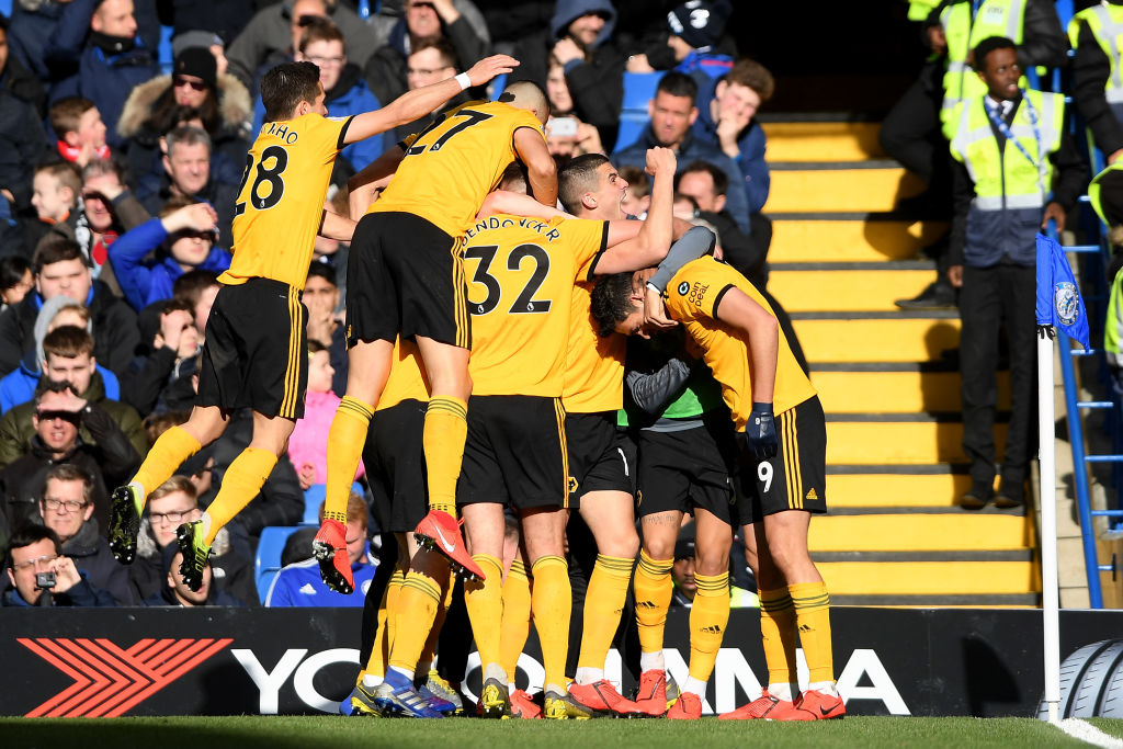 Chelsea FC v Wolverhampton Wanderers - Premier League