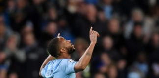 Manchester City v FC Schalke 04 - UEFA Champions League Round of 16: Second Leg Sterling PFA