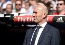 Real Madrid CF v RC Celta de Vigo - La Liga Zidane