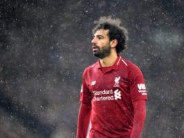 Fulham FC v Liverpool FC - Premier League Salah