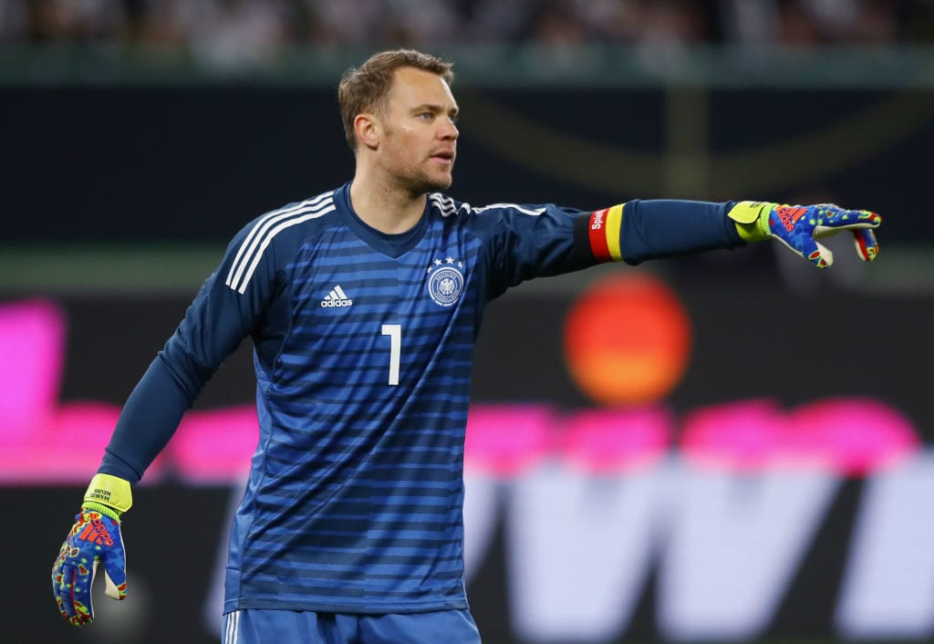 715da736475 Matthaus backs Neuer to retain Germany s no 1 jersey - Ronaldo.com
