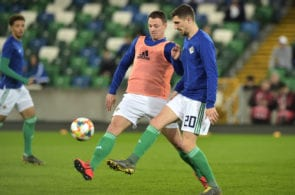 Northern Ireland v Estonia - UEFA EURO 2020 Qualifier