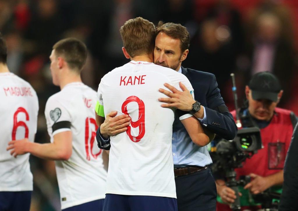 England v Czech Republic - UEFA EURO 2020 Qualifier