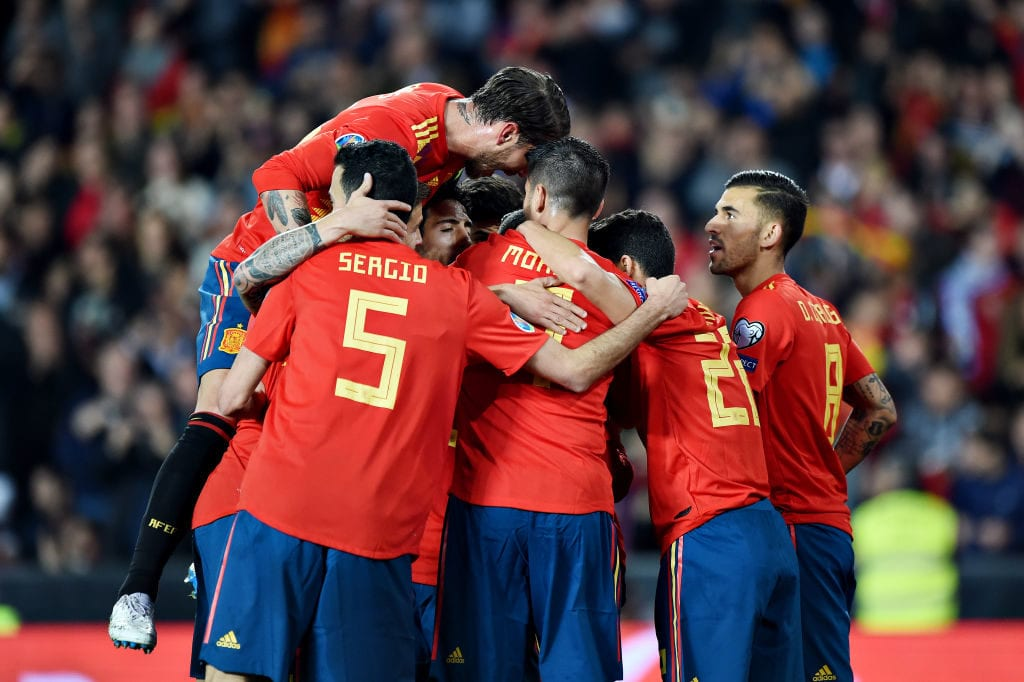 Spain v Norway - UEFA EURO 2020 Qualifier